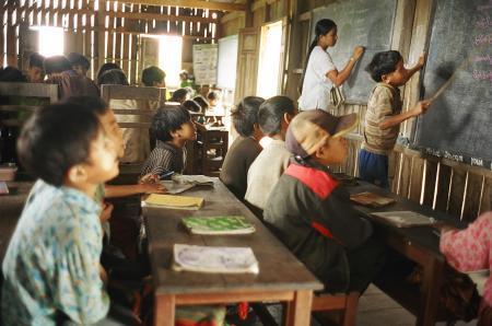 Birmanie 2003